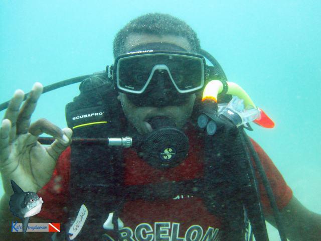 Underwater Examination