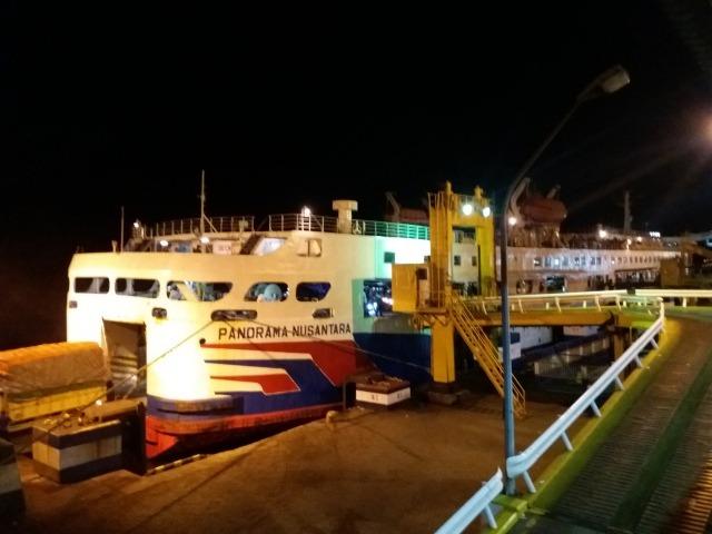 Ferry Penyeberangan