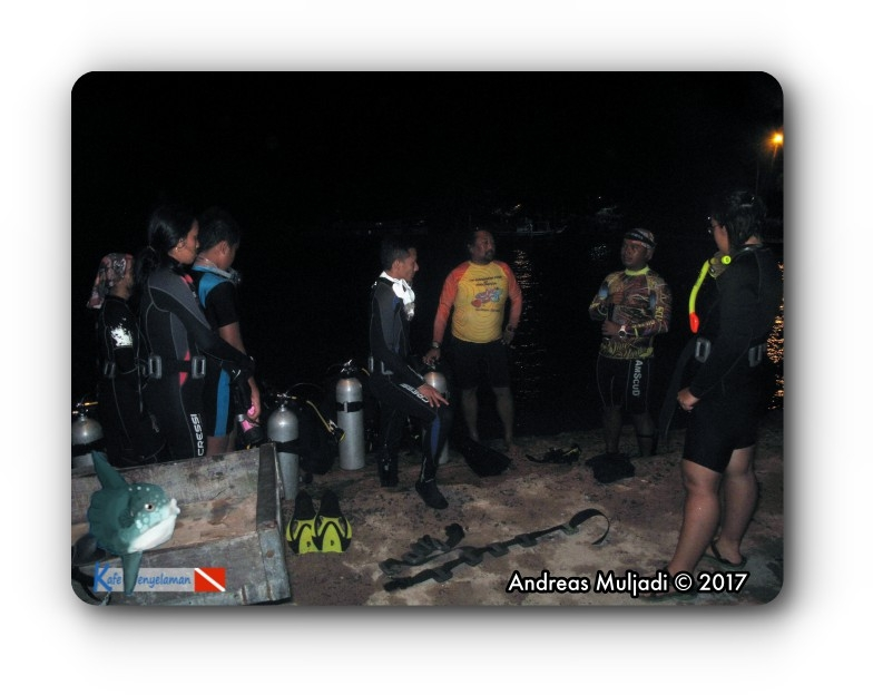 Briefing Nightdive