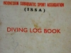 Buku Diving Logbook