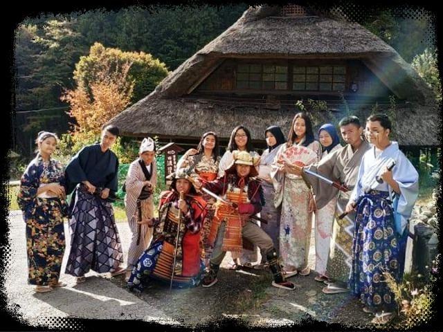 Samurai Village