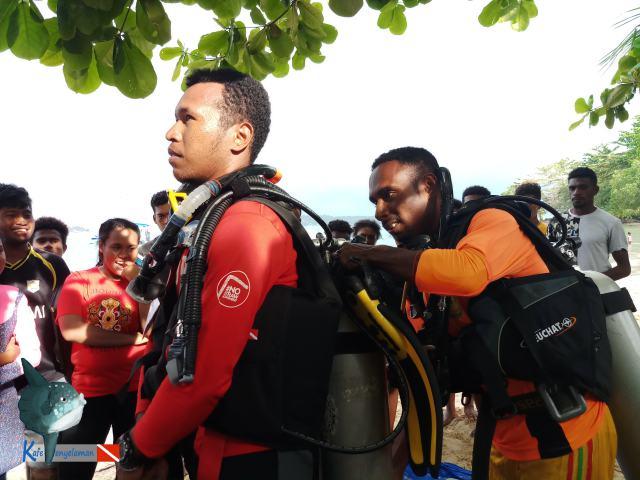 Pre-dive Sfaety Check