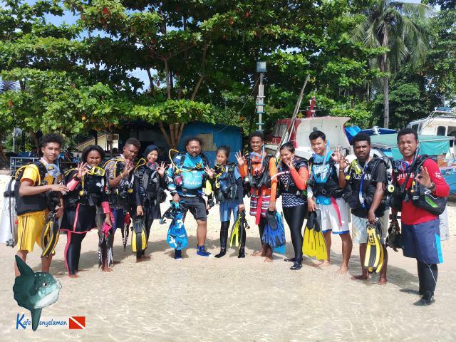 Persiapan Dive LPT1