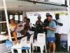 Belize Conservation Team onboard Noorigoo