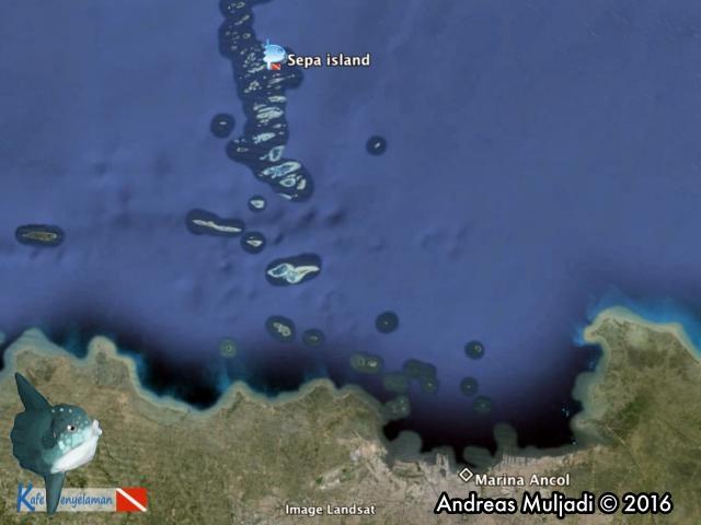 Peta Pulau Sepa