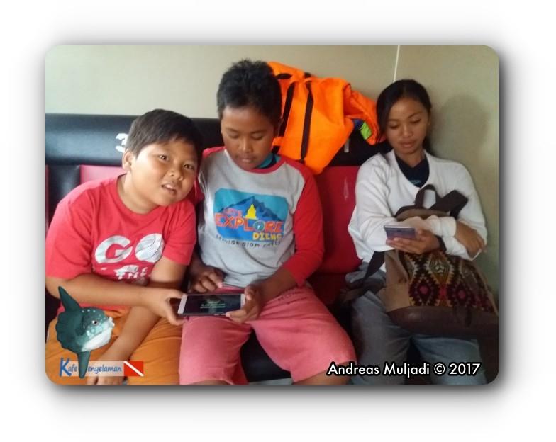 On Board : Devo - Aydin - Mia