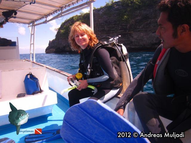 Divers come for Sunfish's Season