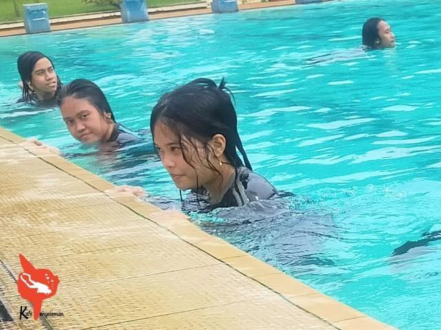 After swim test